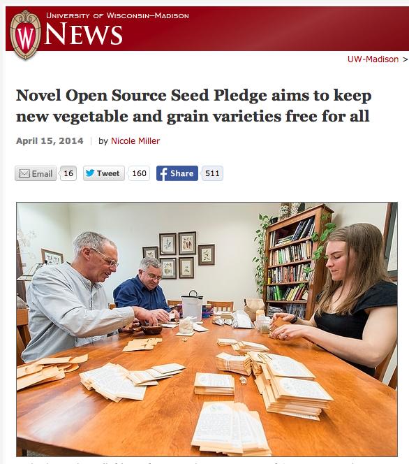 open source seeds